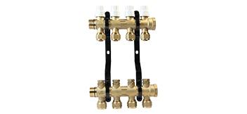 盾安智能恒温型内外螺纹分集水器